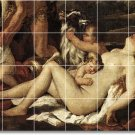 Poussin Nudes Wall Murals Bedroom Tile Modern Remodeling House