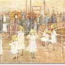 Prendergast Children Kitchen Murals Wall Wall Modern Decor House