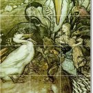 Rackham Illustration Murals Wall Wall Kitchen Decor Floor Modern