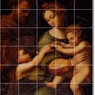 Raphael Religious Floor Tiles Mural Bedroom Design Floor Modern