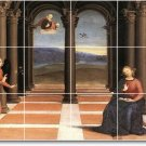 Raphael Angels Bathroom Tiles Mural Design Renovations Interior