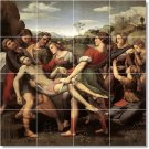 Raphael Religious Tile Wall Room Mural Dining Decor Floor Decor
