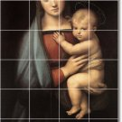 Raphael Mother Child Tiles Bedroom Mural Floor Decor Design Home