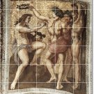 Raphael Religious Mural Shower Bathroom Tiles Wall Design Floor