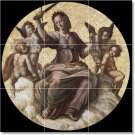 Raphael Religious Murals Wall Wall Room Dining Home Remodel Art