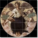 Raphael Religious Floor Murals Bathroom Decorating House Modern