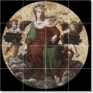 Raphael Religious Dining Mural Floor Room House Idea Decorating