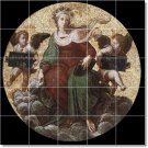 Raphael Religious Room Dining Floor Mural Decorating House Idea