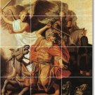 Rembrandt Religious Tiles Floor Room Dining Remodeling Interior