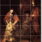 Rembrandt Religious Tiles Wall Kitchen Design Home Construction