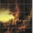 Rembrandt Religious Tile Room Murals Living Construction Design