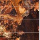 Renoir Women Mural Backsplash Kitchen Tile Floor Modern Design