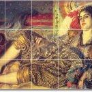 Renoir Women Murals Room Floor Dining Construction Traditional