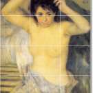 Renoir Nudes Kitchen Wall Tiles Renovations House Contemporary