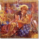 Rossetti Mythology Wall Mural Room Remodeling Commercial Ideas