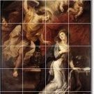 Rubens Religious Murals Room Tile Idea Renovations Design Home