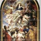 Rubens Religious Shower Bathroom Tile Mural House Construction