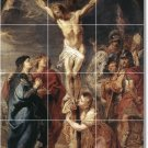 Rubens Religious Wall Kitchen Backsplash Tile Remodeling House