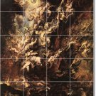Rubens Religious Kitchen Wall Tile Idea Remodeling Residential