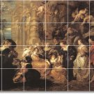 Rubens Mythology Room Wall Mural Remodeling House Contemporary