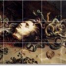 Rubens Mythology Shower Wall Bathroom Tiles Home Remodel Ideas