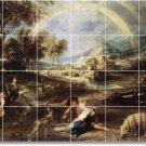 Rubens Landscapes Bedroom Wall Tile Home Idea Design Remodeling