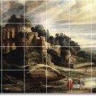 Rubens Landscapes Bedroom Tile Wall Remodeling Home Design Idea