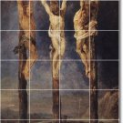 Rubens Religious Bathroom Floor Mural Design Construction Home