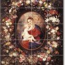 Rubens Religious Bathroom Mural Floor Home Remodeling Decorate