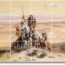 Russell Indians Living Floor Room Mural Ideas Home Decorating