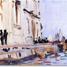 Sargent City Wall Murals Tile Room House Renovate Contemporary