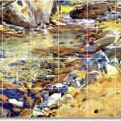 Sargent Landscapes Murals Room Dining Home Remodel Traditional