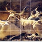 Sargent Animals Living Wall Room Murals Interior Construction