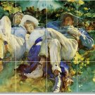 Sargent Country Kitchen Floor Wall Murals Remodel Residential