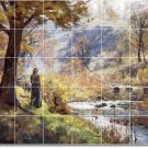 Steele Country Murals Tile Bedroom Wall Remodeling House Modern