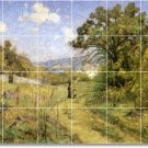 Steele Landscapes Wall Murals Room Dining Tile Floor Modern Art