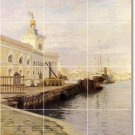 Stewart Waterfront Living Murals Room Floor Decor Design House