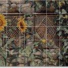 Tissot Garden Floor Mural Tiles Kitchen Home Renovation Design