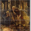 Tissot Religious Tile Murals Room Wall House Modern Decorating