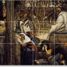 Tissot Religious Tile Murals Wall Room House Decorating Modern