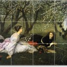 Tissot Men Women Floor Murals Room Residential Idea Decorating