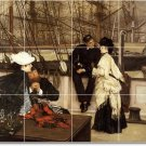 Tissot Men Women Murals Room Floor Decorating Residential Idea