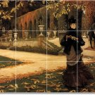 Tissot Country Murals Wall Wall Room Renovation Interior Design
