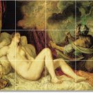 Titian Nudes Room Tiles Wall Living Mural Home Idea Renovation