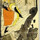 Toulouse-Lautrec Poster Art Wall Murals Kitchen Wall Modern