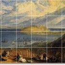 Turner Landscapes Kitchen Mural Backsplash Tile House Decor Decor