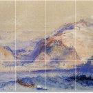 Turner Landscapes Kitchen Mural Tile Backsplash Decor House Decor