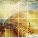 Turner Country Living Tiles Mural Room Wall Design Construction
