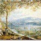 Turner Landscapes Backsplash Kitchen Mural Tile Decor House Decor