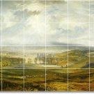 Turner Landscapes Wall Shower Bathroom Tile Decor Modern Interior